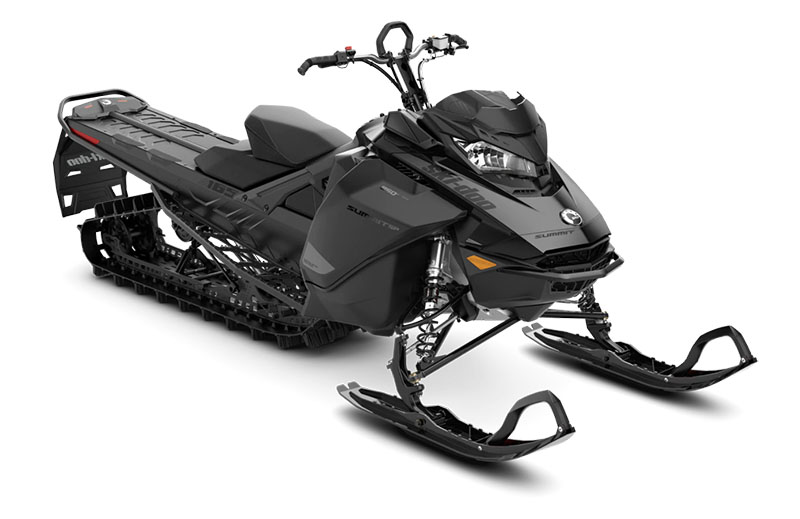 2021 Ski-Doo Summit SP 165 850 E-TEC SHOT PowderMax Light FlexEdge 2.5 in Augusta, Maine - Photo 1