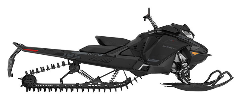2021 Ski-Doo Summit SP 165 850 E-TEC SHOT PowderMax Light FlexEdge 3.0 in Cottonwood, Idaho - Photo 2