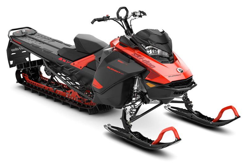 2021 Ski-Doo Summit SP 175 850 E-TEC ES PowderMax Light FlexEdge 3.0 in Cherry Creek, New York - Photo 1