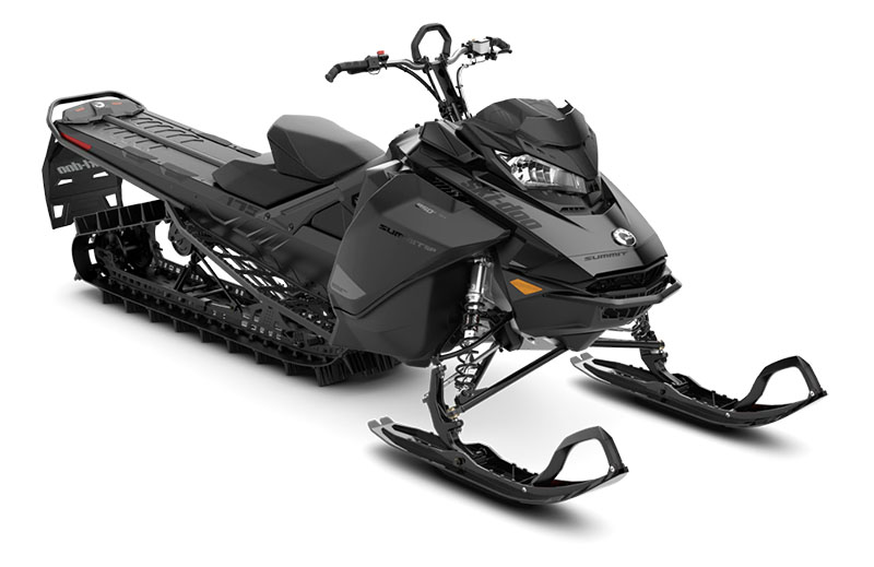 2021 Ski-Doo Summit SP 175 850 E-TEC SHOT PowderMax Light FlexEdge 3.0 in Land O Lakes, Wisconsin - Photo 1