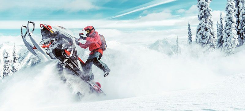 2021 Ski-Doo Summit X 154 850 E-TEC ES PowderMax Light FlexEdge 2.5 in Hudson Falls, New York - Photo 2