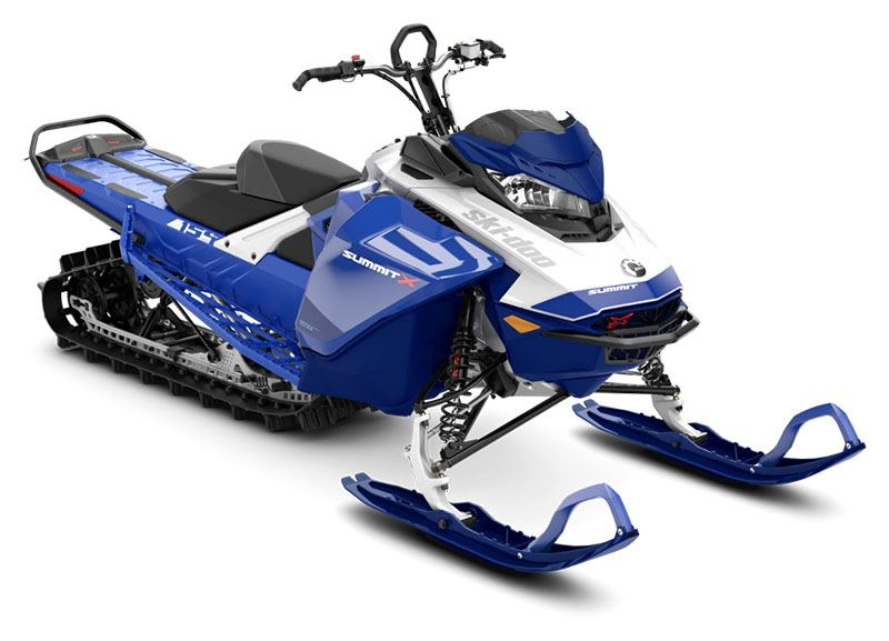 2021 Ski-Doo Summit X 154 850 E-TEC SHOT PowderMax Light FlexEdge 3.0 in Butte, Montana - Photo 1