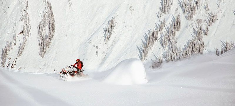 2021 Ski-Doo Summit X 154 850 E-TEC SHOT PowderMax Light FlexEdge 2.5 LAC in Speculator, New York - Photo 6