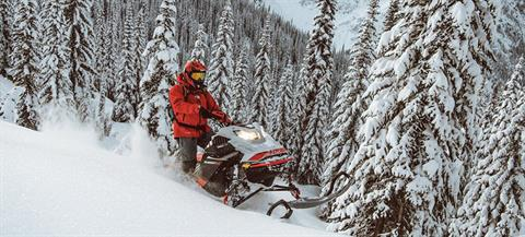 2021 Ski-Doo Summit X 154 850 E-TEC SHOT PowderMax Light FlexEdge 3.0 LAC in Derby, Vermont - Photo 20