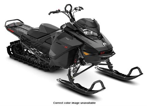 2021 Ski-Doo Summit X 154 850 E-TEC Turbo MS PowderMax Light FlexEdge 3.0 in Hudson Falls, New York