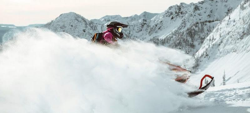 2021 Ski-Doo Summit X 154 850 E-TEC Turbo SHOT PowderMax Light FlexEdge 3.0 in Sierra City, California - Photo 10