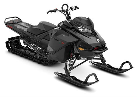2021 Ski-Doo Summit X 165 850 E-TEC ES PowderMax Light FlexEdge 3.0 LAC in Colebrook, New Hampshire