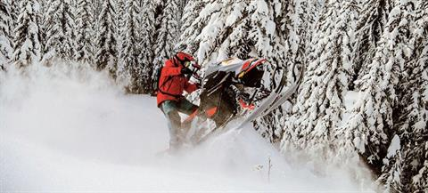 2021 Ski-Doo Summit X 165 850 E-TEC ES PowderMax Light FlexEdge 3.0 LAC in Land O Lakes, Wisconsin - Photo 6