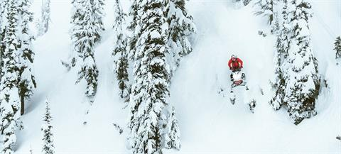 2021 Ski-Doo Summit X 165 850 E-TEC ES PowderMax Light FlexEdge 2.5 LAC in Bozeman, Montana - Photo 21