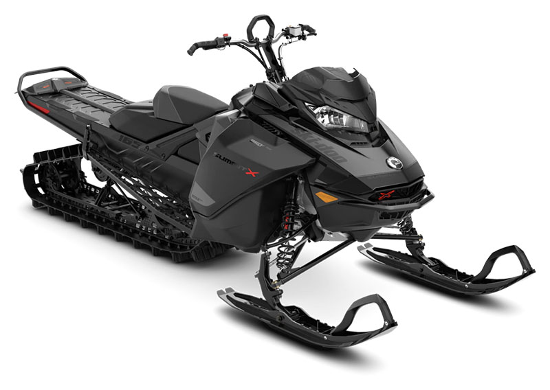 2021 Ski-Doo Summit X 165 850 E-TEC SHOT PowderMax Light FlexEdge 2.5 LAC in Augusta, Maine
