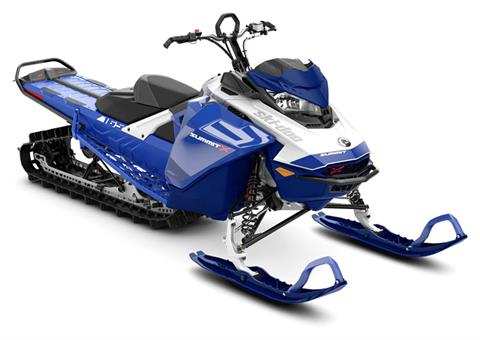 2021 Ski-Doo Summit X 165 850 E-TEC SHOT PowderMax Light FlexEdge 2.5 LAC in Billings, Montana - Photo 1