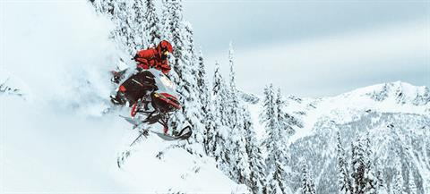 2021 Ski-Doo Summit X 165 850 E-TEC SHOT PowderMax Light FlexEdge 2.5 LAC in Bozeman, Montana - Photo 4
