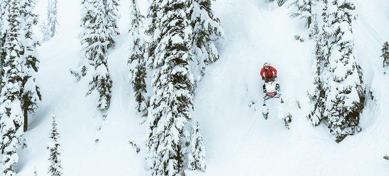 2021 Ski-Doo Summit X 165 850 E-TEC SHOT PowderMax Light FlexEdge 2.5 LAC in Bozeman, Montana - Photo 21