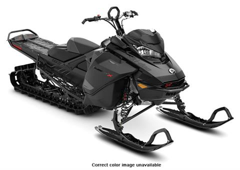 2021 Ski-Doo Summit X 165 850 E-TEC Turbo SHOT PowderMax Light FlexEdge 3.0 LAC in Hudson Falls, New York