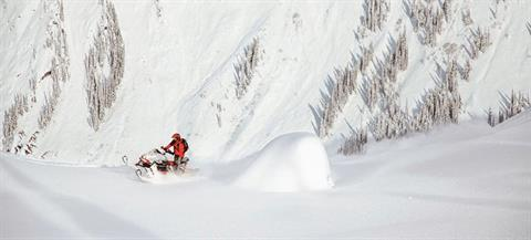 2021 Ski-Doo Summit X 165 850 E-TEC Turbo SHOT PowderMax Light FlexEdge 3.0 LAC in Butte, Montana - Photo 5