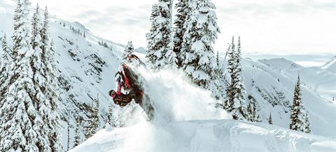 2021 Ski-Doo Summit X Expert 154 850 E-TEC SHOT PowderMax Light FlexEdge 2.5 LAC in Woodinville, Washington - Photo 6