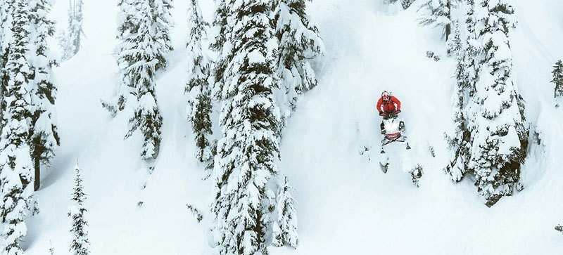 2021 Ski-Doo Summit X Expert 154 850 E-TEC SHOT PowderMax Light FlexEdge 2.5 LAC in Speculator, New York - Photo 13