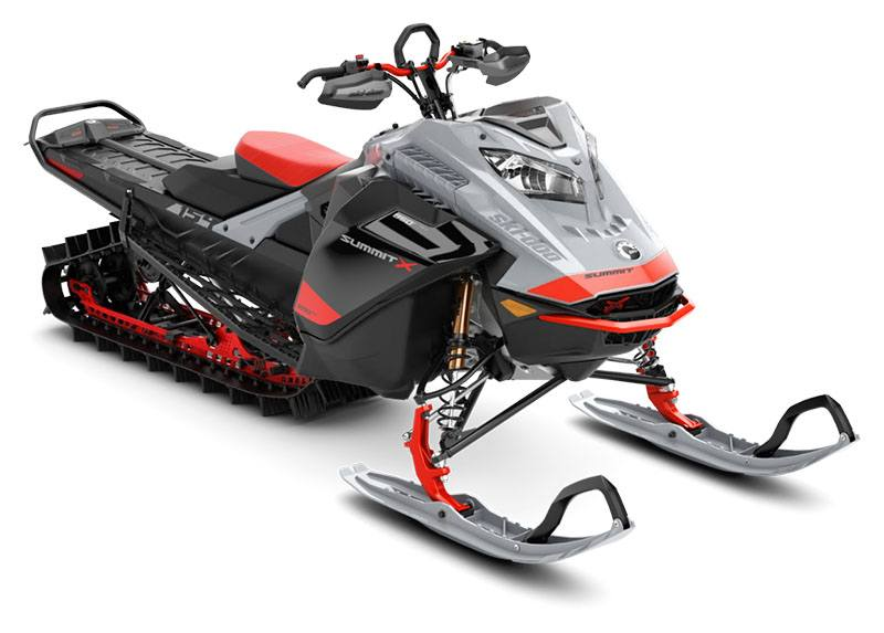 2021 Ski-Doo Summit X Expert 154 850 E-TEC SHOT PowderMax Light FlexEdge 2.5 LAC in Clinton Township, Michigan - Photo 1