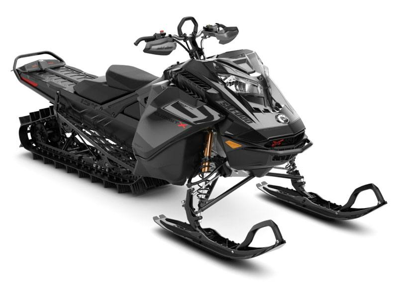 2021 Ski-Doo Summit X Expert 154 850 E-TEC SHOT PowderMax Light FlexEdge 2.5 LAC in Butte, Montana - Photo 1