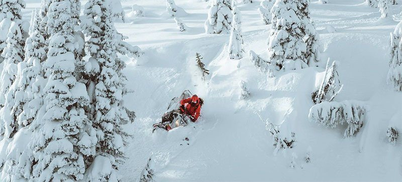 2021 Ski-Doo Summit X Expert 154 850 E-TEC SHOT PowderMax Light FlexEdge 2.5 LAC in Butte, Montana - Photo 10