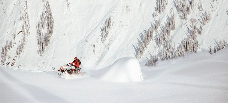 2021 Ski-Doo Summit X Expert 154 850 E-TEC SHOT PowderMax Light FlexEdge 2.5 LAC in Colebrook, New Hampshire - Photo 18