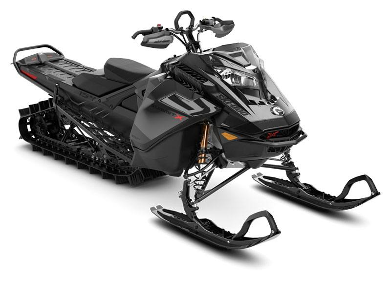 2021 Ski-Doo Summit X Expert 154 850 E-TEC SHOT PowderMax Light FlexEdge 3.0 LAC in Cherry Creek, New York - Photo 1