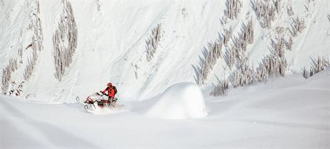 2021 Ski-Doo Summit X Expert 154 850 E-TEC Turbo SHOT PowderMax Light FlexEdge 2.5 in Lancaster, New Hampshire - Photo 18
