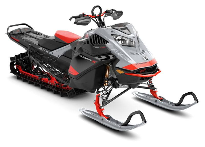 2021 Ski-Doo Summit X Expert 154 850 E-TEC Turbo SHOT PowderMax Light FlexEdge 3.0 in Massapequa, New York - Photo 1
