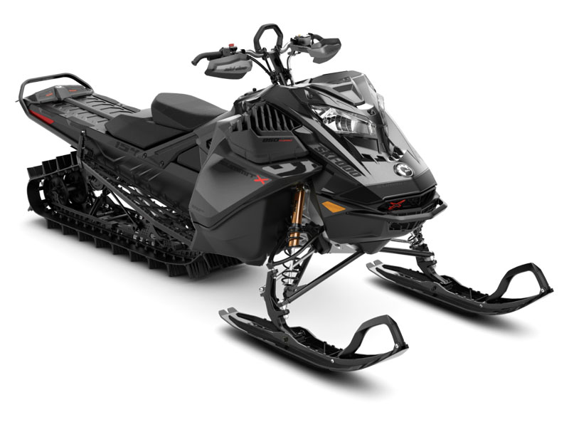2021 Ski-Doo Summit X Expert 154 850 E-TEC Turbo SHOT PowderMax Light FlexEdge 2.5 in Sacramento, California - Photo 1