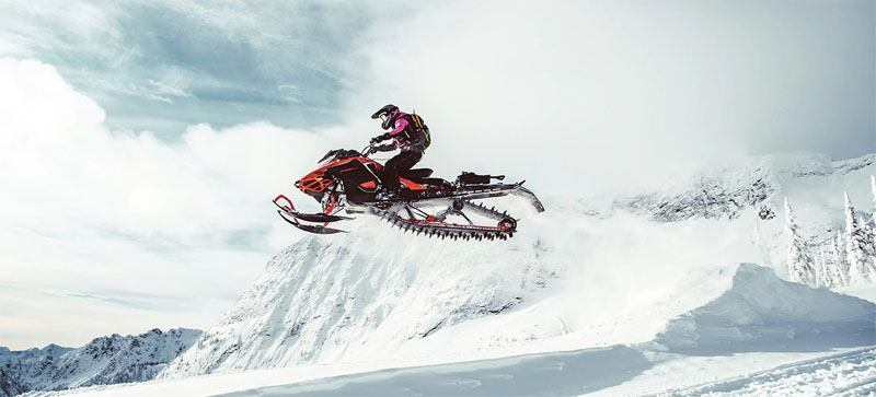 2021 Ski-Doo Summit X Expert 154 850 E-TEC Turbo SHOT PowderMax Light FlexEdge 2.5 in Deer Park, Washington - Photo 6