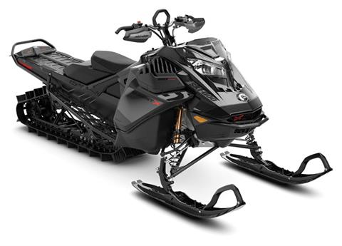 2021 Ski-Doo Summit X Expert 154 850 E-TEC Turbo SHOT PowderMax Light FlexEdge 2.5 in Speculator, New York - Photo 1