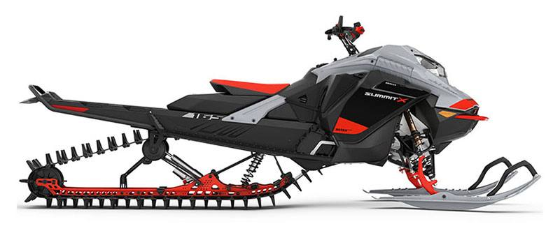 2021 Ski-Doo Summit X Expert 165 850 E-TEC SHOT PowderMax Light FlexEdge 3.0 in Speculator, New York - Photo 2