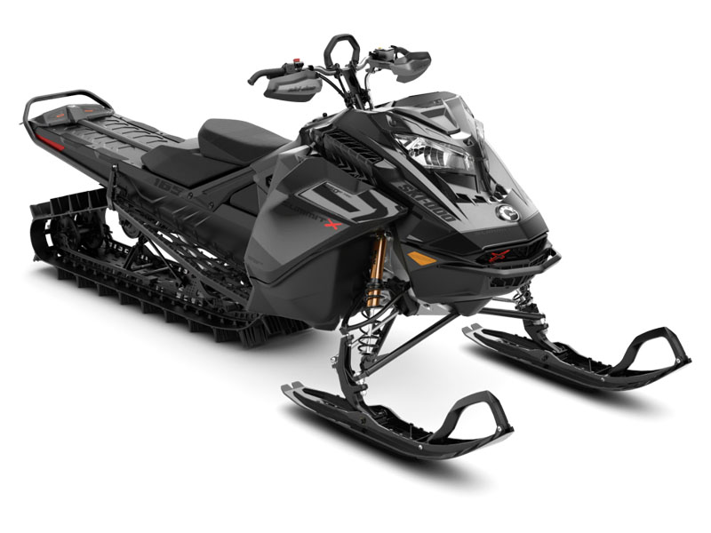 2021 Ski-Doo Summit X Expert 165 850 E-TEC SHOT PowderMax Light FlexEdge 3.0 in Denver, Colorado - Photo 1