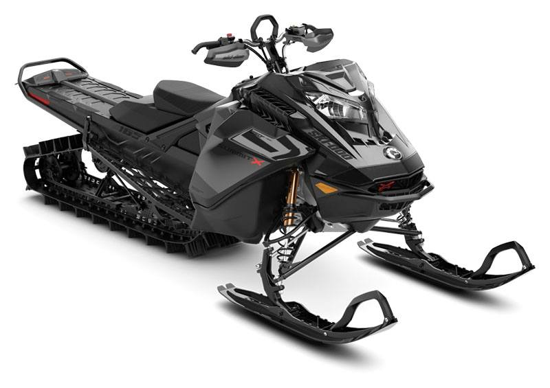 2021 Ski-Doo Summit X Expert 165 850 E-TEC SHOT PowderMax Light FlexEdge 3.0 LAC in Ponderay, Idaho - Photo 1
