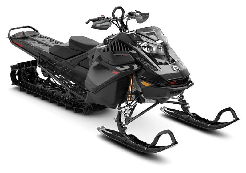 2021 Ski-Doo Summit X Expert 165 850 E-TEC Turbo SHOT PowderMax Light FlexEdge 3.0 in Speculator, New York - Photo 1