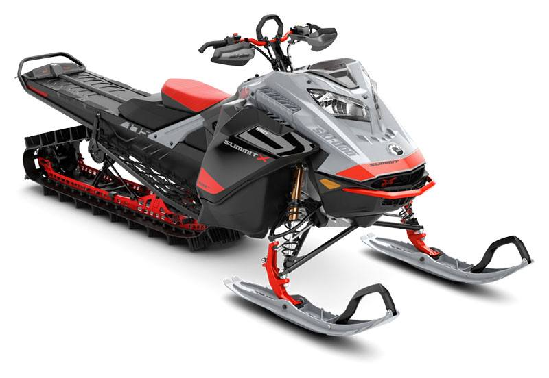2021 Ski-Doo Summit X Expert 175 850 E-TEC SHOT PowderMax Light FlexEdge 3.0 in Pinehurst, Idaho - Photo 1