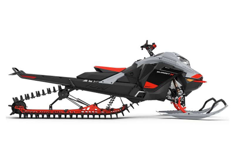 2021 Ski-Doo Summit X Expert 175 850 E-TEC SHOT PowderMax Light FlexEdge 3.0 LAC in Eugene, Oregon - Photo 2