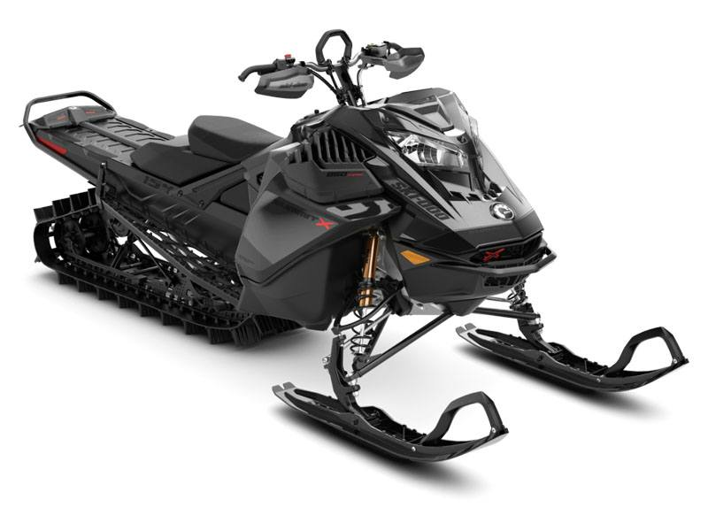 2021 Ski-Doo Summit X Expert 175 850 E-TEC Turbo SHOT PowderMax Light FlexEdge 3.0 in Hudson Falls, New York - Photo 1