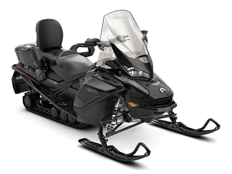2021 Ski-Doo Grand Touring Limited 600R E-TEC ES Silent Track II 1.25 in Derby, Vermont - Photo 1