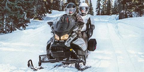 2021 Ski-Doo Grand Touring Limited 600R E-TEC ES Silent Track II 1.25 in Wenatchee, Washington - Photo 4