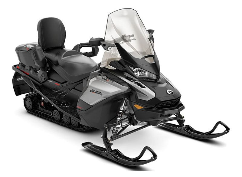 2021 Ski-Doo Grand Touring Limited 600R E-TEC ES Silent Track II 1.25 in Woodruff, Wisconsin - Photo 1