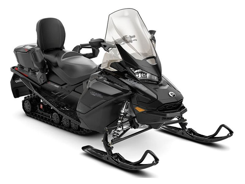 2021 Ski-Doo Grand Touring Limited 900 ACE ES Silent Track II 1.25 in Barre, Massachusetts - Photo 1