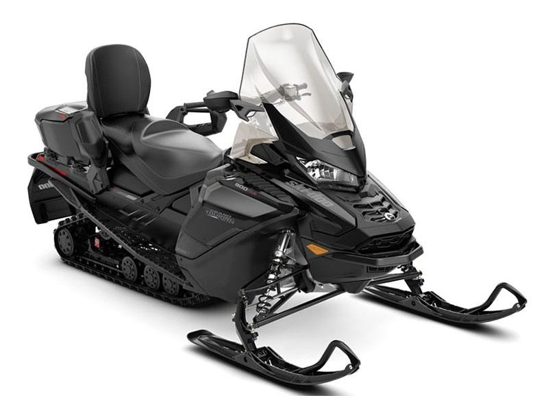 2021 Ski-Doo Grand Touring Limited 900 ACE Turbo ES Silent Track II 1.25 in Sully, Iowa - Photo 1