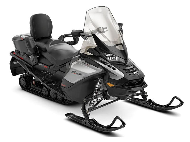 2021 Ski-Doo Grand Touring Limited 900 ACE Turbo ES Silent Track II 1.25 in Zulu, Indiana - Photo 1