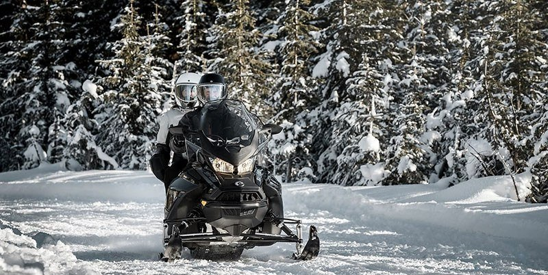 2021 Ski-Doo Grand Touring Limited 900 ACE Turbo ES Silent Track II 1.25 in Speculator, New York - Photo 9