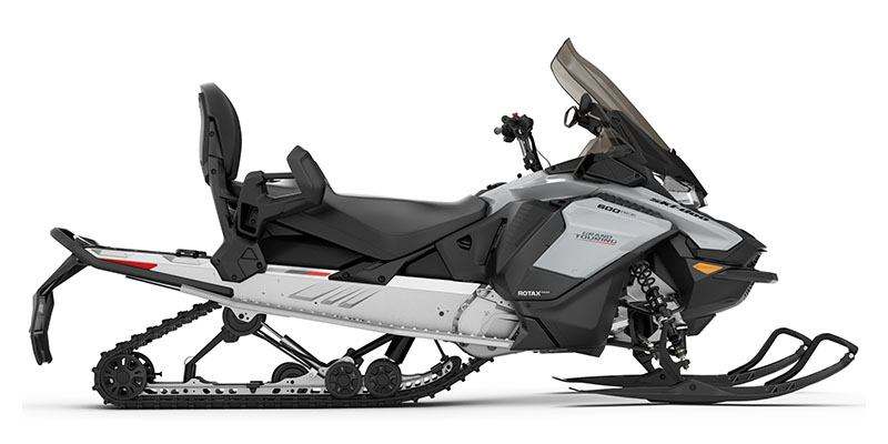 2021 Ski-Doo Grand Touring Sport 600 ACE ES Silent Track II 1.25 in Hillman, Michigan - Photo 2