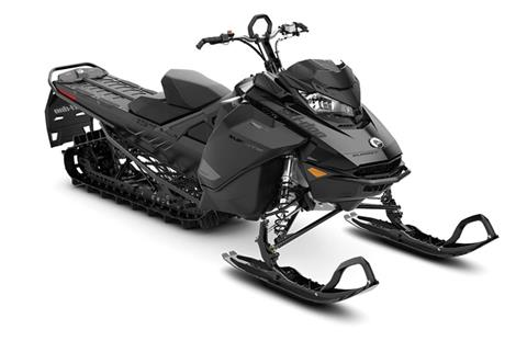 2021 Ski-Doo Summit SP 154 850 E-TEC SHOT PowderMax Light FlexEdge 2.5 in Colebrook, New Hampshire