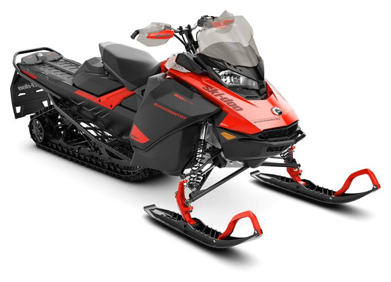 2021 Ski-Doo Backcountry 600R E-TEC ES Cobra 1.6 in Colebrook, New Hampshire - Photo 1