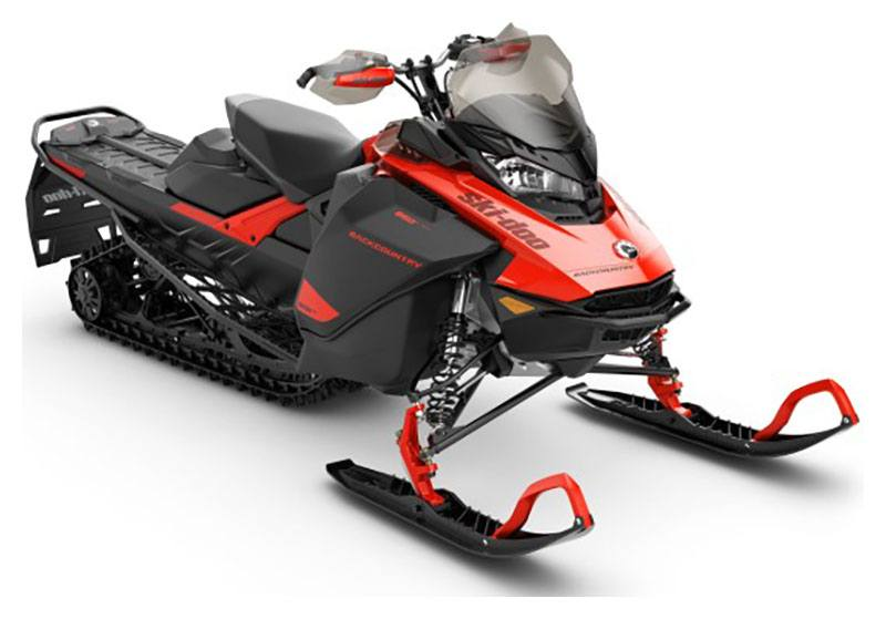 2021 Ski-Doo Backcountry 850 E-TEC ES Cobra 1.6 in Wasilla, Alaska - Photo 1