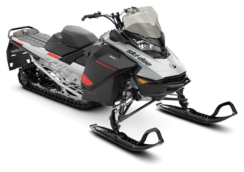 2021 Ski-Doo Backcountry Sport 600 EFI ES Cobra 1.6 in Phoenix, New York - Photo 1